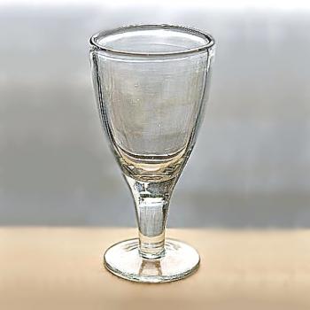 Henry Dean 6 Trinkgläser Trippel, H 18,5 x Ø 8 cm