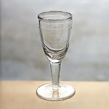 Henry Dean 6 drinking glasses Saumur, h 14 cm