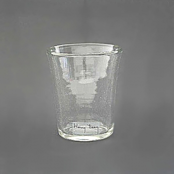 Henry Dean 6 drinking glasses Sebastien S, h 9 x Ø 7.5 cm