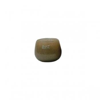 DutZ®-Collection Vase Pot Mini, h 7 x Ø 10 cm, brown