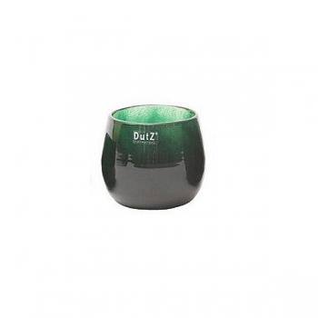Collection DutZ® vase/récipient Pot, h 11 x Ø 13 cm, denim