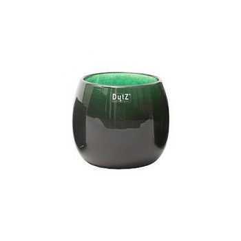 DutZ®-Collection Vase Pot, h 14 x Ø 16 cm, denim