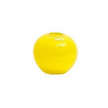 DutZ®-Collection Ball Vase, h 15 x Ø 15 cm, yellow