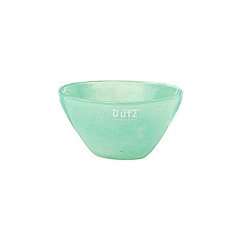 DutZ®-Collection Glass Bowl, h 7 x Ø 12 cm, jade