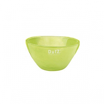 DutZ®-Collection Glasschale, H 7 x Ø 12 cm, Lime