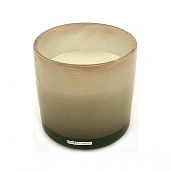 Henry Dean Candle/Wind Light Cylinder, 3 wicks, h 15 x Ø 15 cm, Zefiro