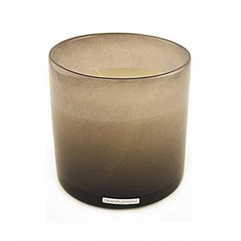 Henry Dean Candle/Wind Light Cylinder, 3 wicks, h 15 x Ø 15 cm, Heron