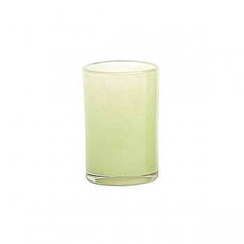 DutZ®-Collection Vase Cylinder, h 18 x Ø 12 cm, light green