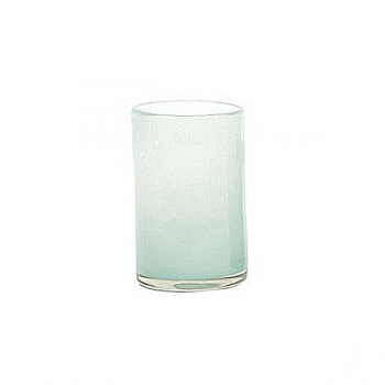 Collection DutZ® vase Cylinder, h 18 x Ø 12 cm, bleu clair