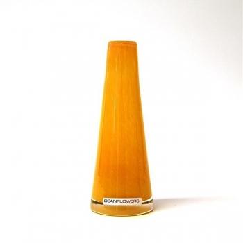 Henry Dean Vase Poppy, H 16 x Ø 6 cm, Mango
