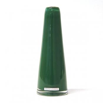 Henry Dean Vase Poppy, h 22 x Ø 7 cm, Pine