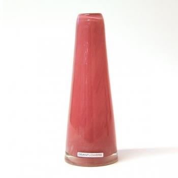 Henry Dean Vase Poppy, H 22 x Ø 7 cm, Sunset