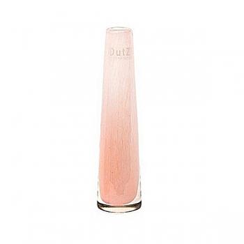 DutZ®-Collection Vase Solifleur, conical, h 21 x Ø 6 cm, pink