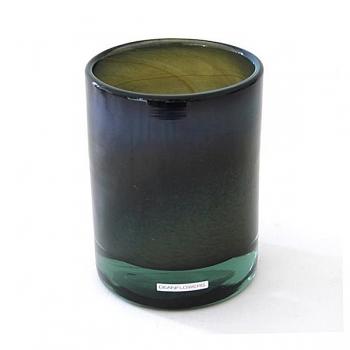 Henry Dean Vase/Windlight Charlotte, high, h 17 x Ø 13 cm, Jet