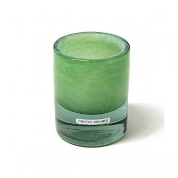 Henry Dean Vase/Windlight Charlotte, small, h 10 x Ø 8 cm, Celadon