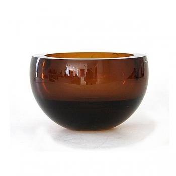 Henry Dean Bowl Margaux M Extra Thick, h 20 x Ø 23 cm, Havana