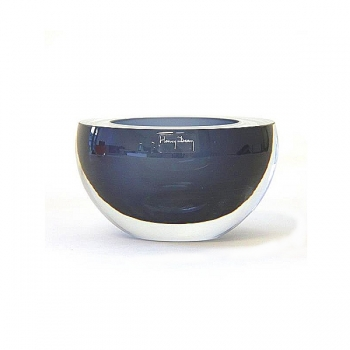 Henry Dean Bowl Margaux S Extra Thick, h 15 x Ø 18 cm, Dusk