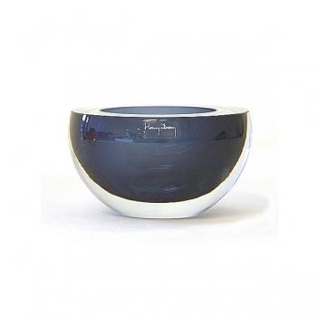 Henry Dean Schale Margaux S Extradick, H 8,5 x Ø 15 cm, Dusk