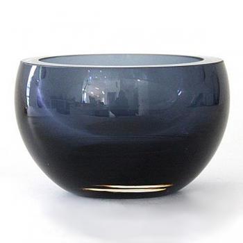 Henry Dean Bowl Margaux L Extra Thick, h 22 x Ø 34 cm, Dusk