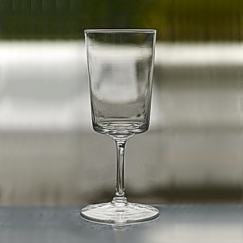 Henry Dean 6 water glasses Yoshi Young, h 19.5 cm