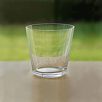 Henry Dean 6 drinking glasses Paris, h 8.5 x Ø 8.5 cm