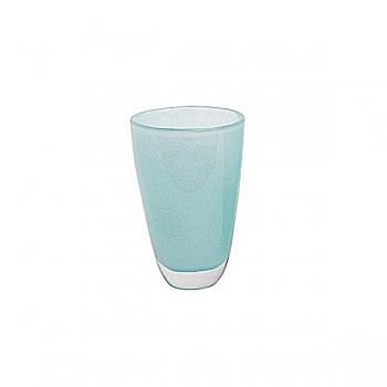 Collection DutZ® Vase, h 21 x Ø 13 cm, bleu clair