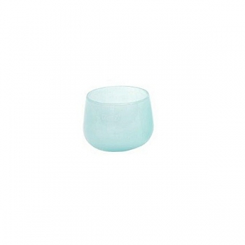 Collection DutZ® vase/récipient Pot Mini, h 7 x Ø 10 cm, bleu clair