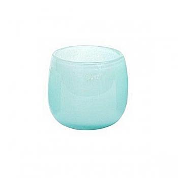 Collection DutZ® vase/récipient Pot, h 14 x Ø 16 cm, bleu clair