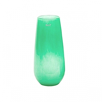 Collection DutZ® Vase Robert, h 37 x Ø 11 cm, jade