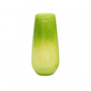 Collection DutZ® Vase Robert, h 37 x Ø 11 cm, lime
