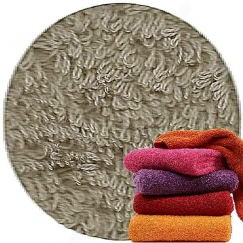 Abyss & Habidecor Super Pile Terry Cloth Guest Towel/Washcloth, 30 x 30 cm, 100% Egyptian Giza 70 Cotton, 700g/m², 940 Atmosphere