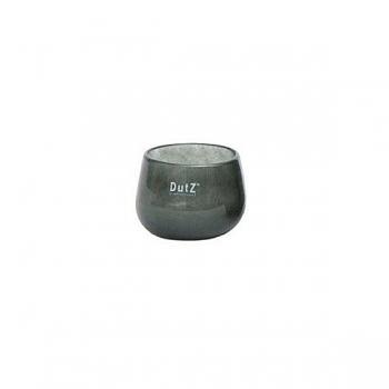 Collection DutZ® vase/récipient Pot Mini, h 7 x Ø 10 cm, cendreuse