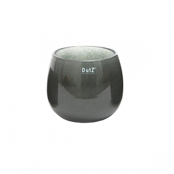 DutZ®-Collection Vase Pot, h 14 x Ø 16 cm, ash grey