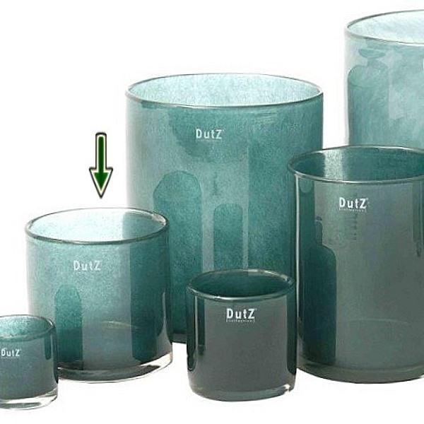 DutZ®-Collection Vase Cylinder, H 14 x Ø 14 cm, Pinie
