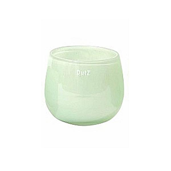 DutZ®-Collection Vase Pot, H 14 x Ø 16 cm, Menthol