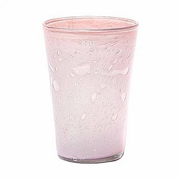 DutZ®-Collection Vase Conic mit Bubbles, H 30  x  Ø.20 cm, Pink