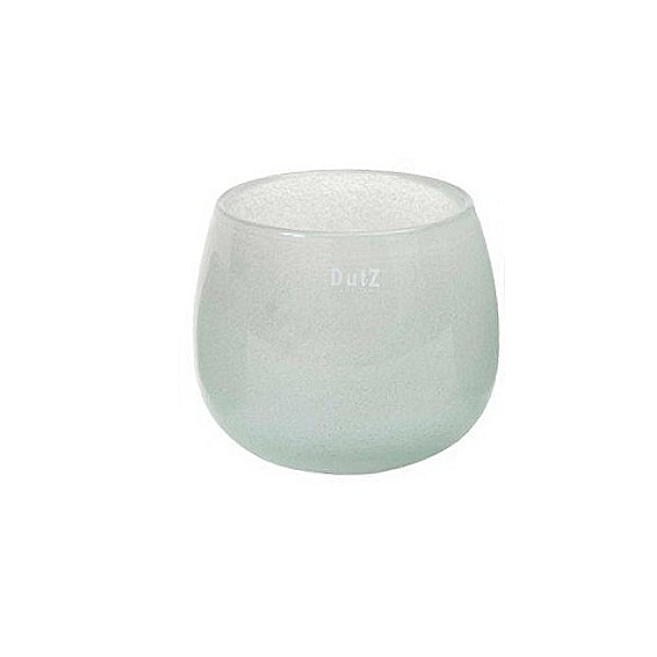 DutZ®-Collection Vase Pot, H 14 x Ø 16 cm, Hellgrau