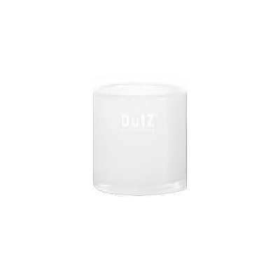 DutZ®-Collection Windlicht Votive, H 7 x Ø 7 cm, Farbe: Weiß