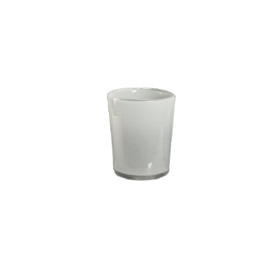 DutZ®-Collection Vase Conic, H 11 x  Ø 9.5 cm, Hellgrau