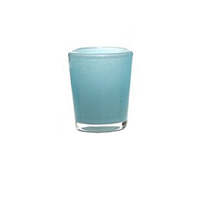 DutZ®-Collection Vase Conic, h 14  x  Ø.12 cm, aqua