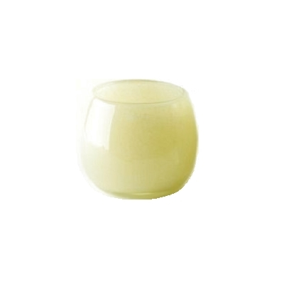 Collection DutZ ® vase/récipient Pot, h 14 x Ø 16 cm, Colori: beige