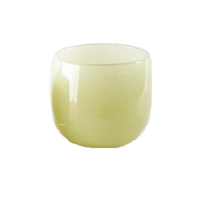 DutZ®-Collection Vase Pot, H 18 x Ø 20 cm, Farbe: Beige