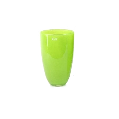Collection DutZ ®  vase, h 26 cm x Ø 16 cm, Colori: lime