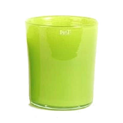 Collection DutZ ®  vase Conic, h 23 x Ø 20 cm, Colori: lime