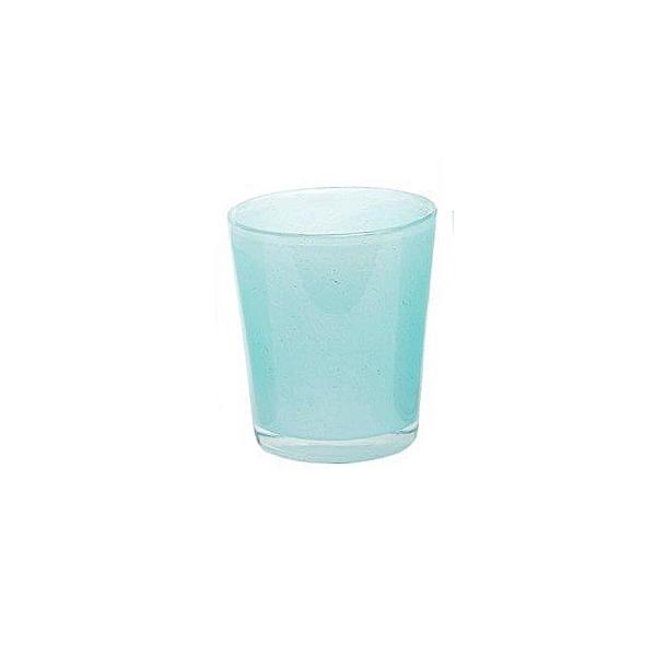 Collection DutZ® vase Conic, h 17 x Ø 15 cm, bleu clair