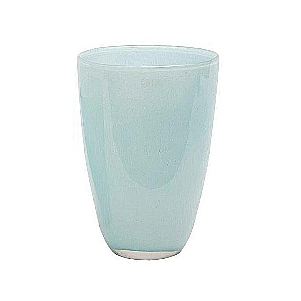 DutZ®-Collection Blumenvase, H 32 x Ø 21 cm, Hellblau