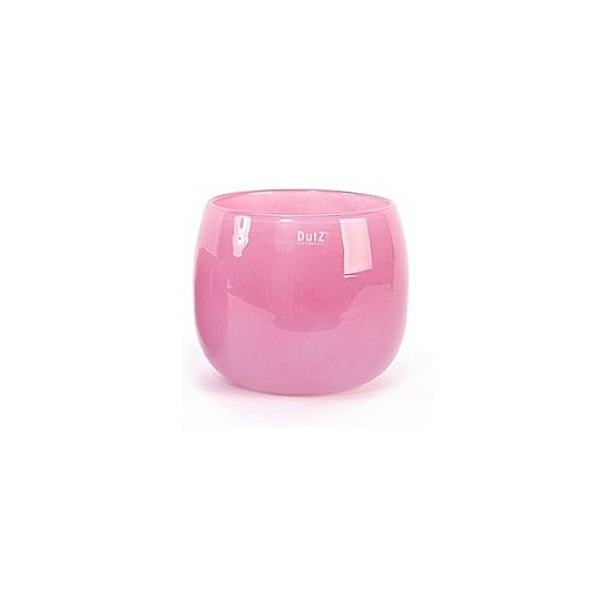 DutZ®-Collection Vase Pot, H 11 x Ø 13 cm, Farbe: Fuchsia