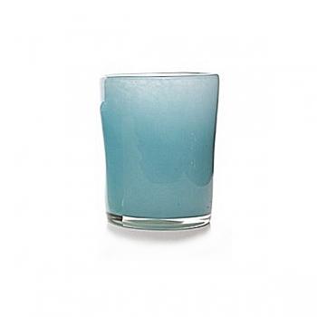 DutZ®-Collection Vase Conic, H 23  x  Ø.20 cm, colour: blue petrol