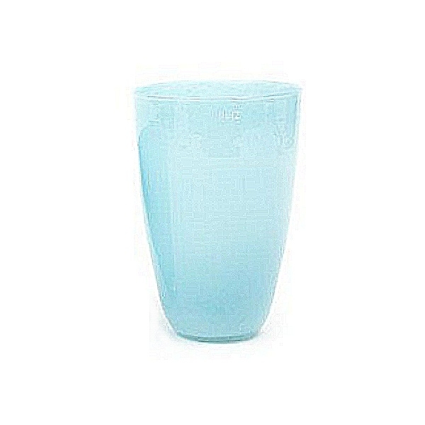 DutZ®-Collection Blumenvase, H 32 x Ø 21 cm, Aqua
