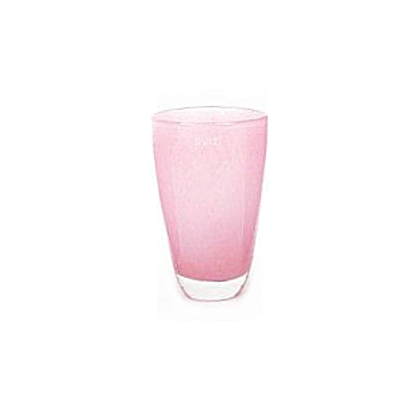 DutZ®-Collection Flower Vase, h 21 x Ø 13 cm, fuchsia